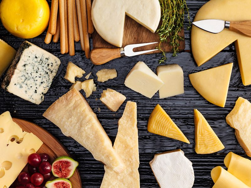 Cheese Colour Survey