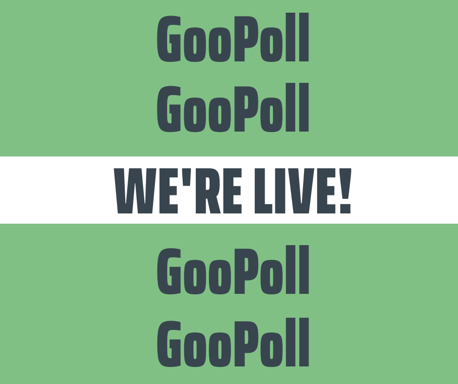 GooPoll is Live